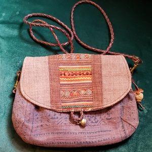 Crossbody Bohemian Bag